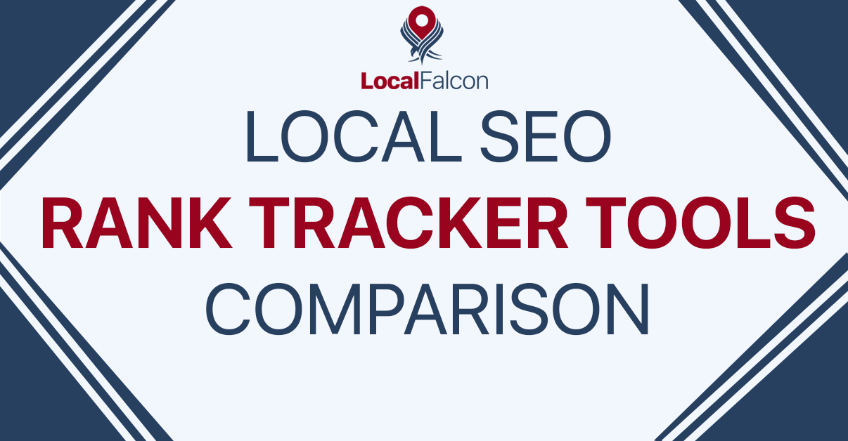 See how Local Falcon compares against other local SEO rank trackers.